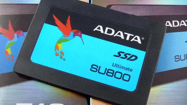 SU800 SSD: Adata legt 2-TB-Modell nach