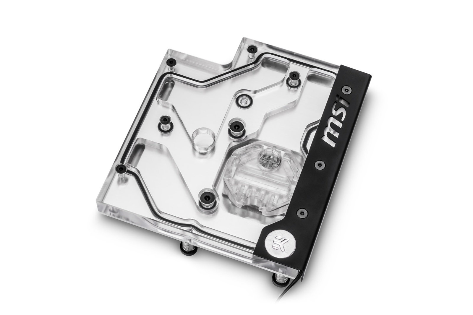 EK Water Blocks EK-FB MSI X470 Pro Carbon RGB