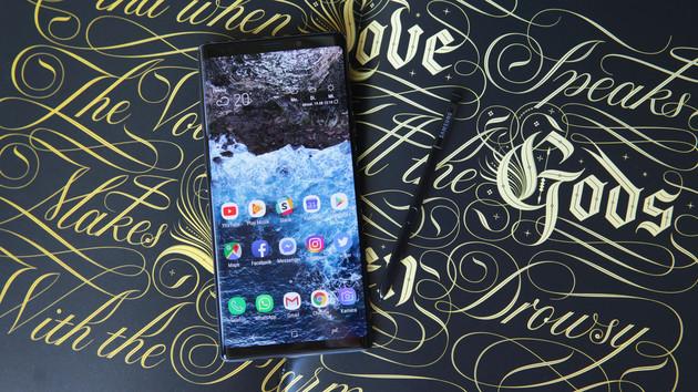 Samsung Galaxy Note 9 im Test: Das Von-allem-etwas-mehr-Smartphone