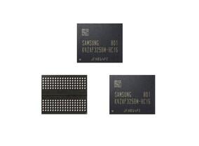 Samsungs GDDR6-Speicherchips mit 16 Gbit (2 GB)