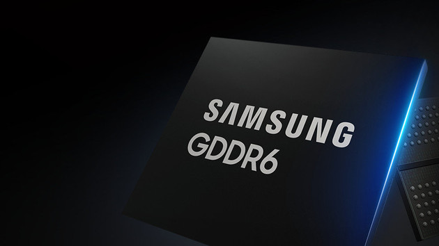 GDDR6: Samsung stellt den Speicher der Nvidia Quadro RTX vor