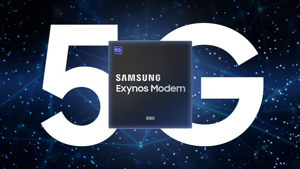 Exynos Modem 5100: Samsungs All-in-One-Modem für 5G, LTE, 3G und 2G