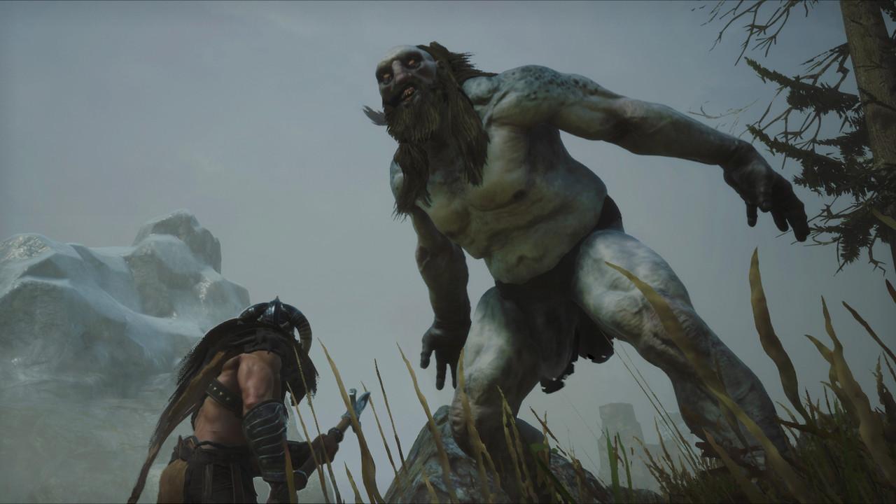 Early Access: Brutales Wikinger-RPG Rune startet im September