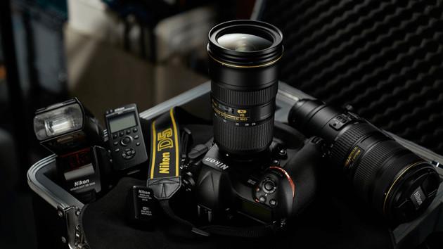 Nikon Z6 & Z7: Neue Details zu den spiegellosen Profi‑Kameras