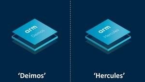 ARM Deimos & Hercules: Notebook-Leistung für Cortex-A76 und dessen Nachfolger