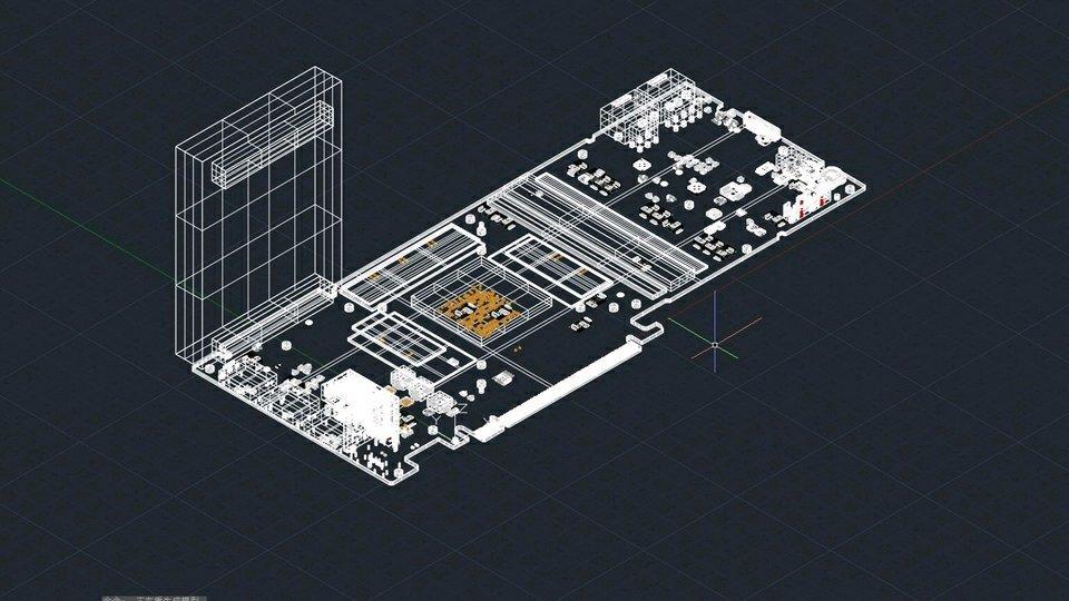 Angebliches 3D-Schema der RTX 2080 zeigt 6 + 8 Pin