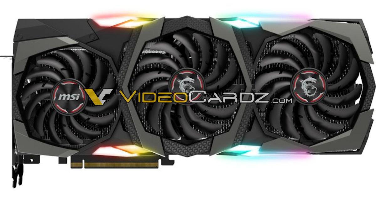 MSI GeForce RTX 2080 Ti Gaming X Trio