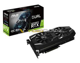 Asus GeForce RTX 2080 Dual