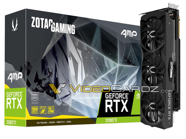 Zotac GeForce RTX 2080 Ti AMP