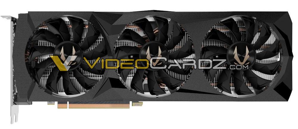 Zotac GeForce RTX 2080 AMP