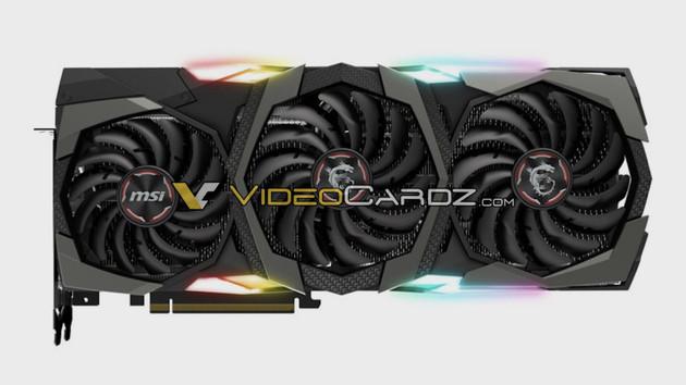 Nvidia Turing: Erste GeForce RTX 2080 (Ti) der Partner in Bildern