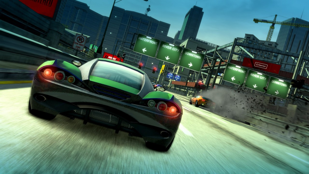 Burnout Paradise Remastered: Neuauflage fährt ab August auf PCs