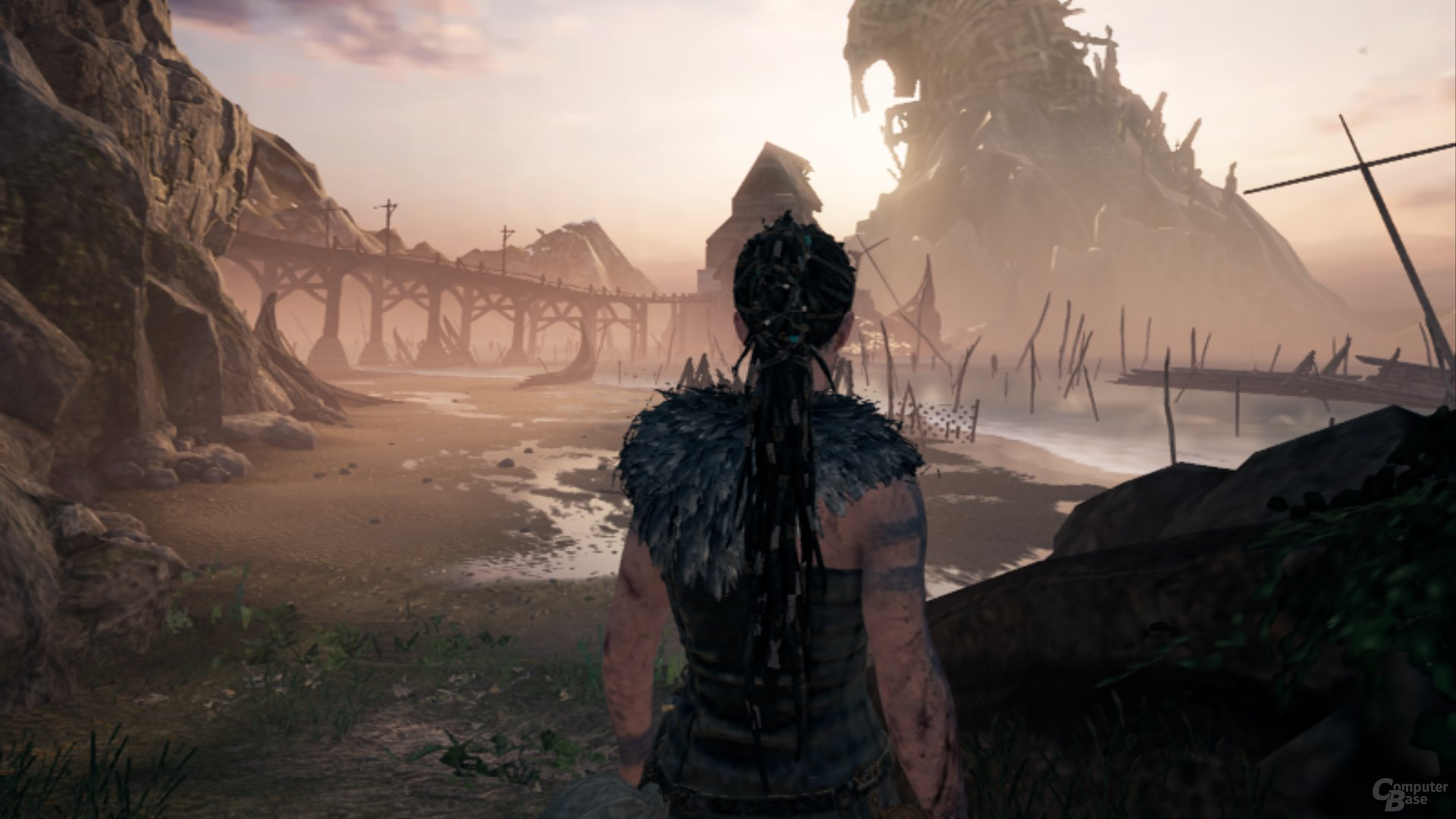 Hellblade: Senua's Sacrifice VR Edition – Niedrig-Preset