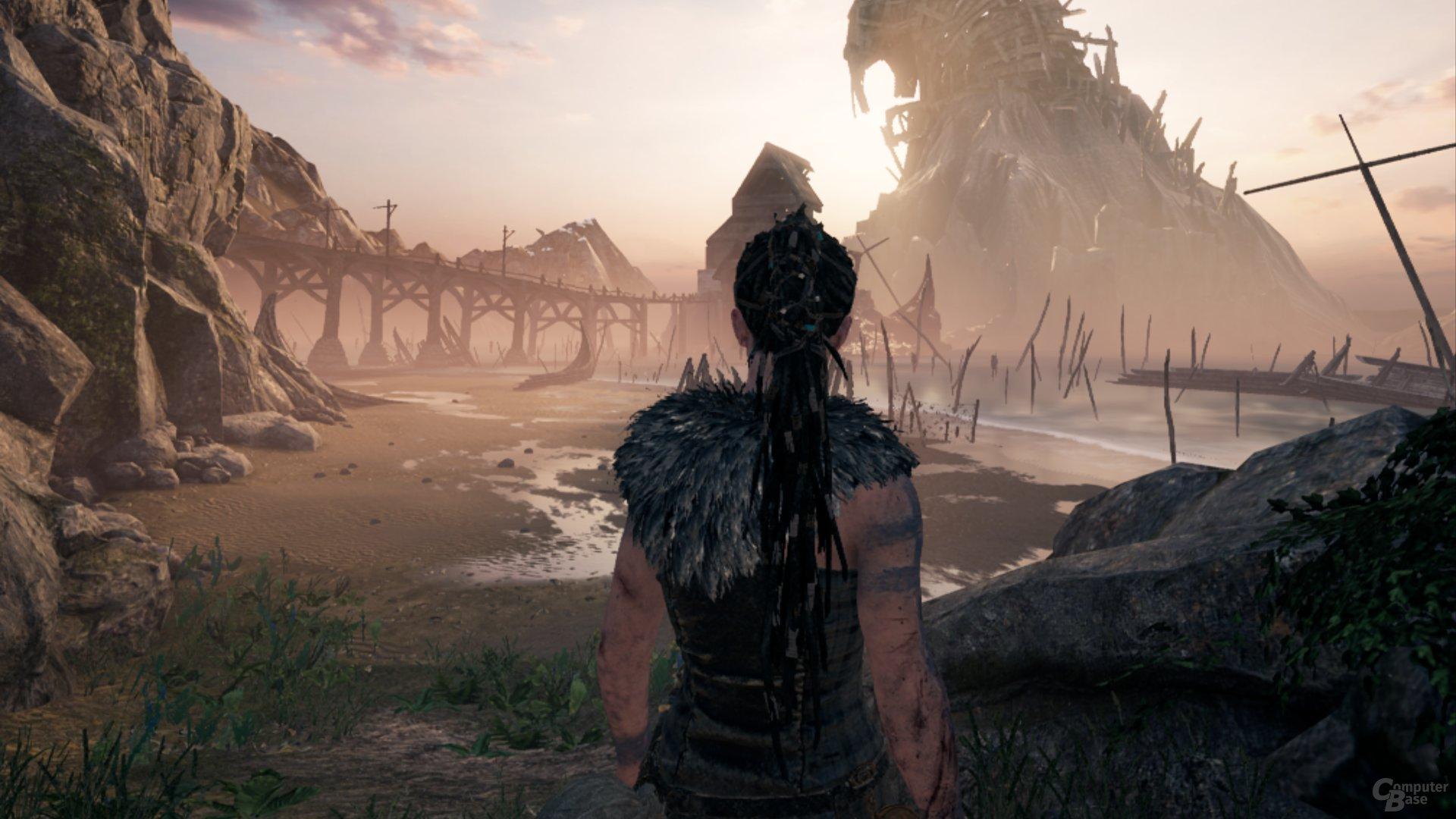 Hellblade: Senua's Sacrifice VR Edition – Mittel-Preset