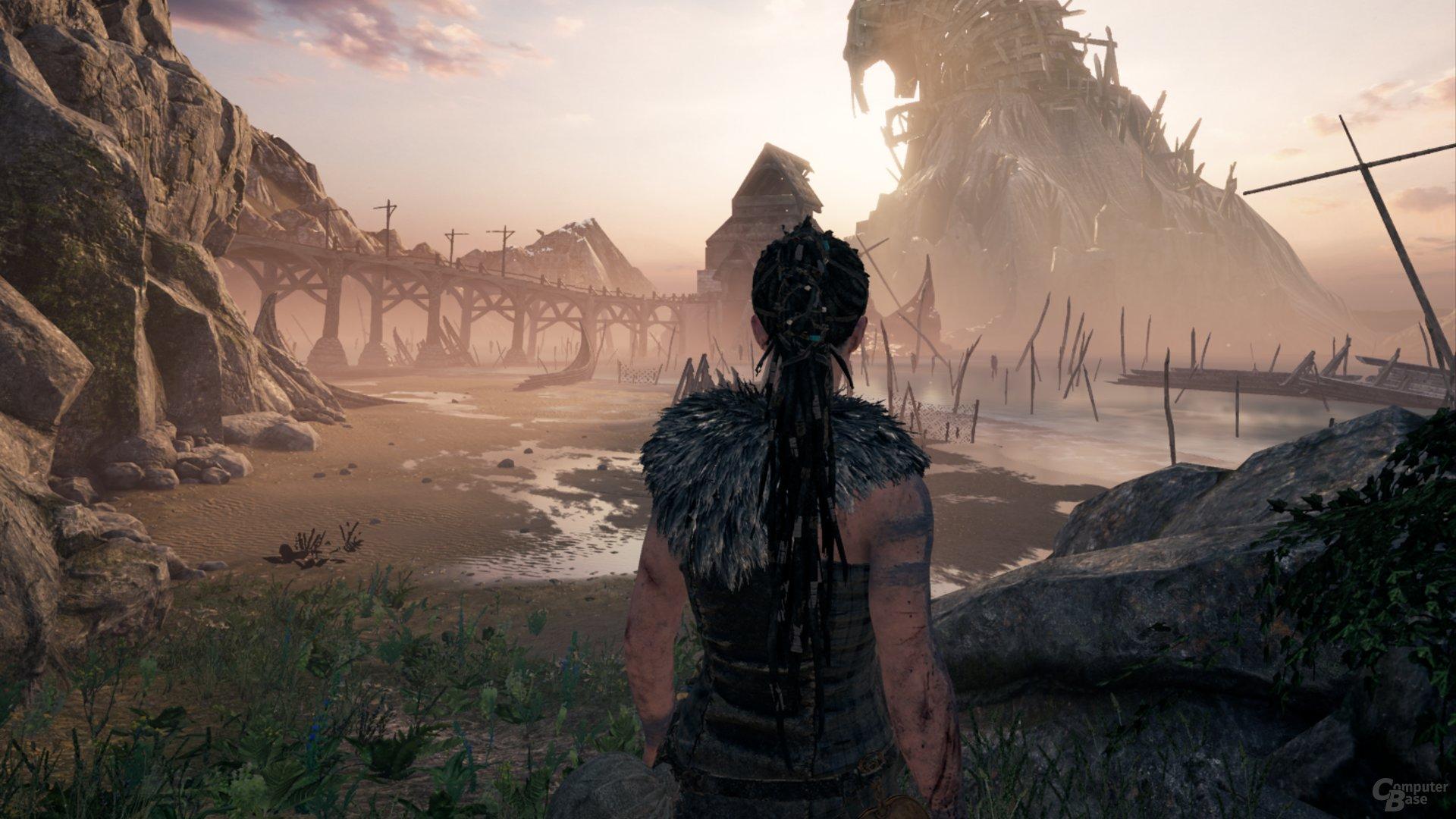 Hellblade: Senua's Sacrifice VR Edition – Hoch-Preset