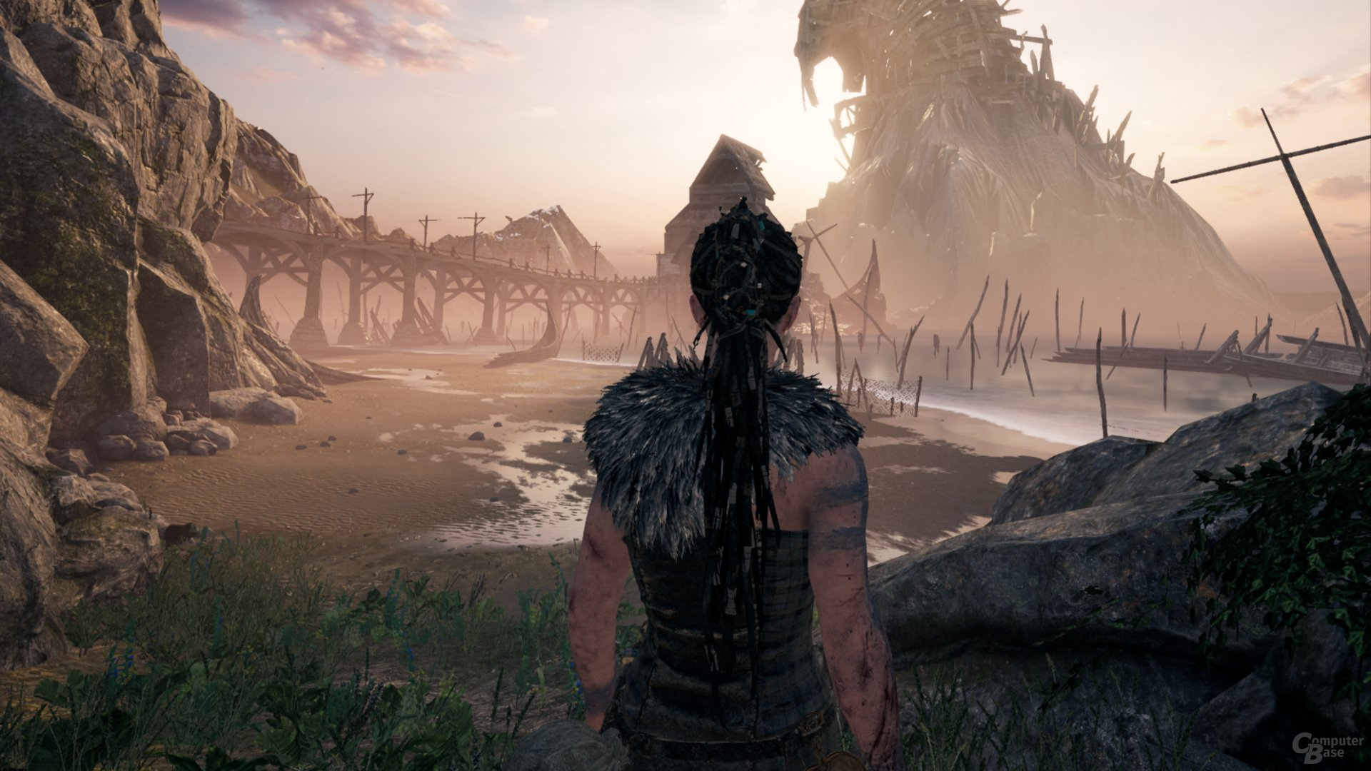 Hellblade: Senua's Sacrifice VR Edition – Sehr-Hoch-Preset