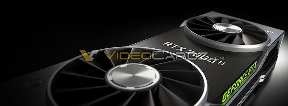 Angebliches Referenzdesign der Nvidia GeForce RTX 2080 Ti (Founders Edition)