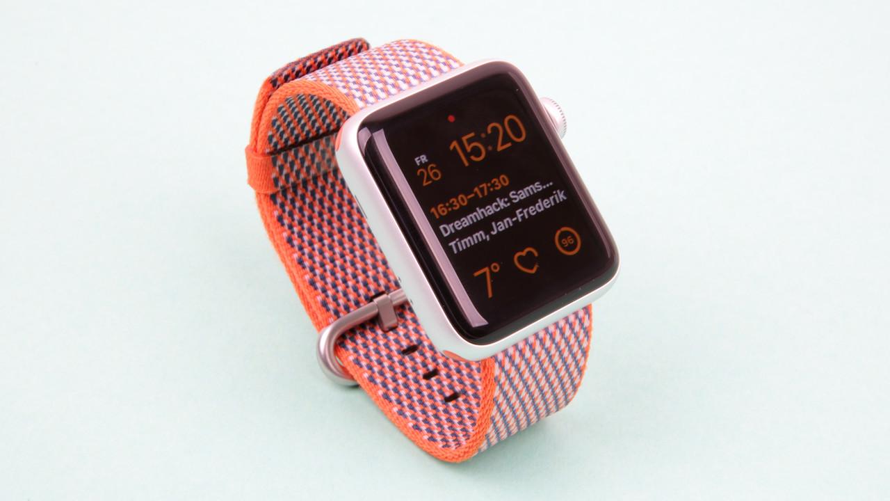 Weniger Varianten: Apple Watch 4 taucht bei Registrierungsbehörde auf