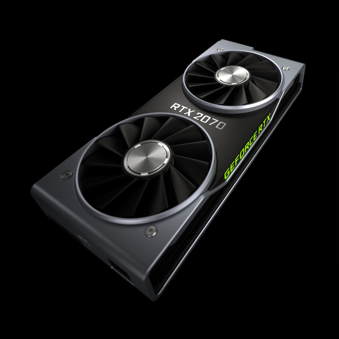 GeForce RTX 2070 Founders Edition