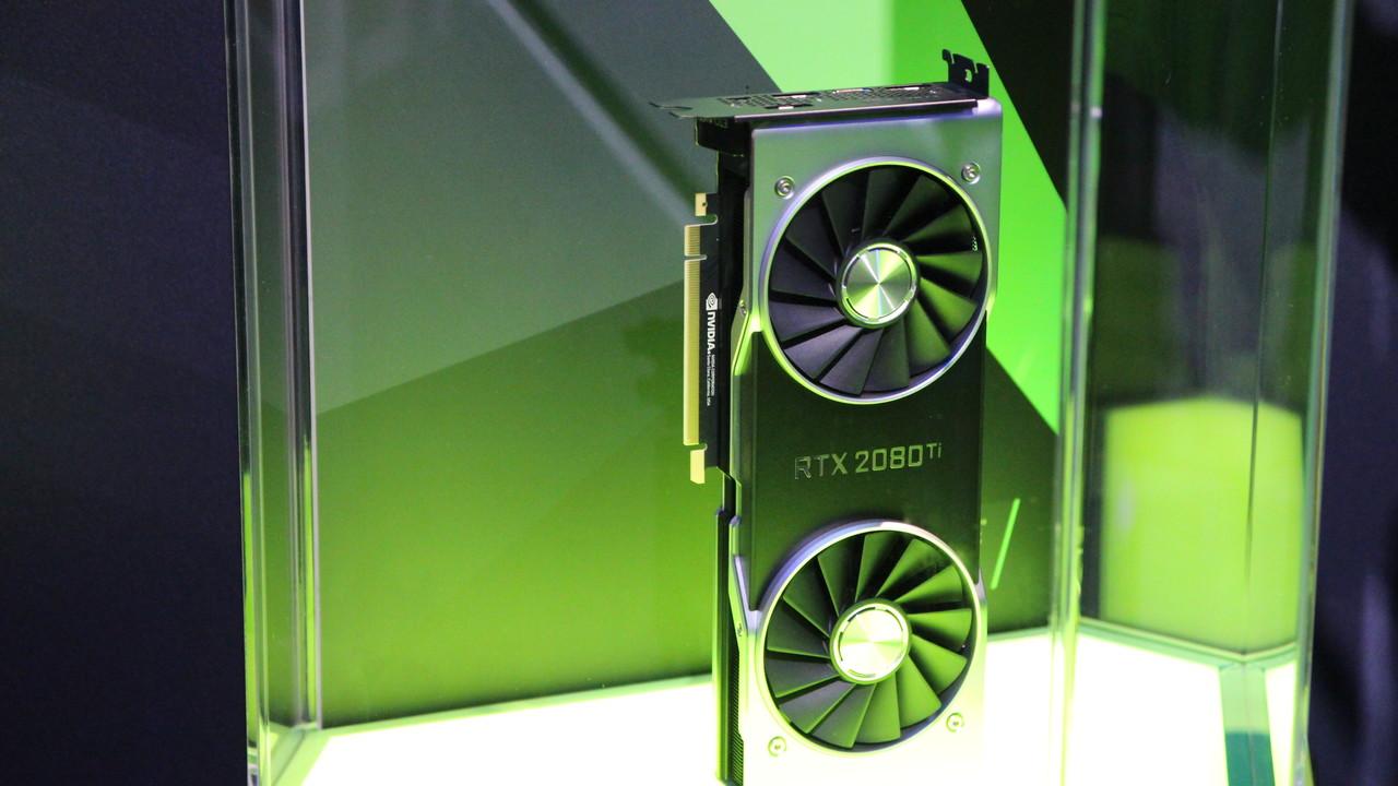 GeForce RTX 2000: Nvidias übertaktete Founders Edition im Detail