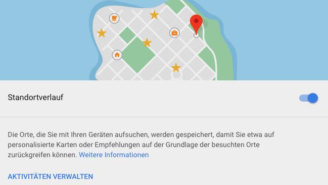 Google: Sammelklage wegen Speicherung des Standorts