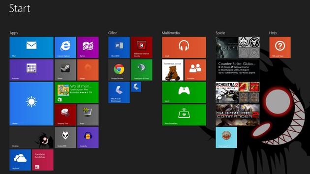 Windows 8: Keine neuen Apps für Desktop und Smartphone ab November