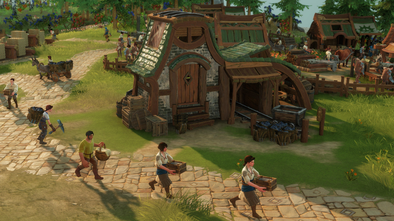 Die Siedler: Reboot der Serie zum 25. Jubiläum