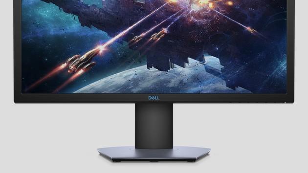 Dell: Gaming-Monitore mit 144 oder 155 Hz per Übertaktung