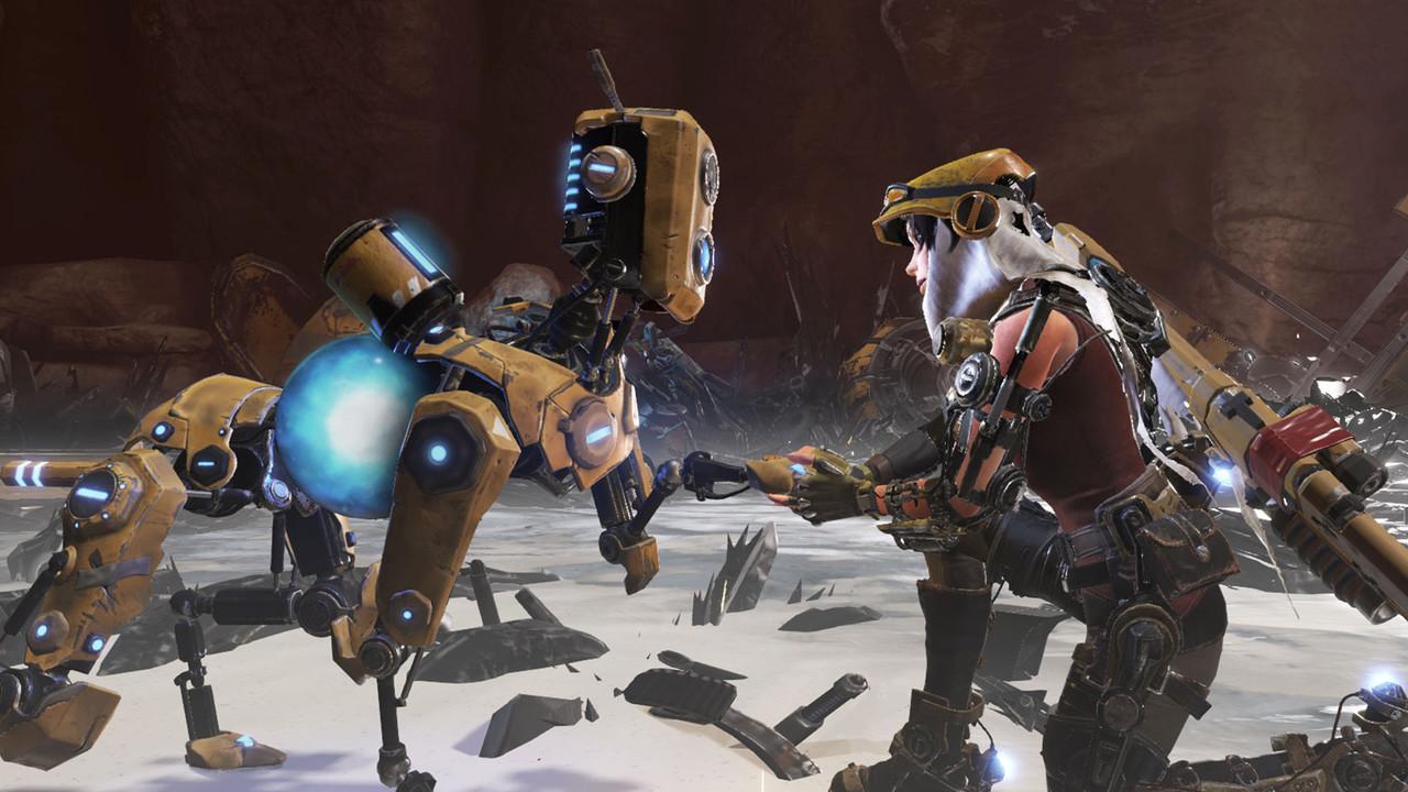 Xbox-Spiele: ReCore und Super Lucky's Tale kommen auf Steam