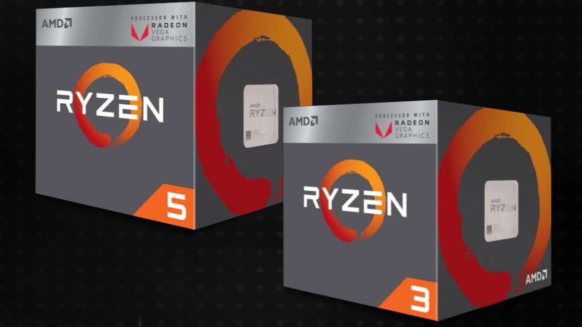 AMD Raven Ridge: 7-nm-Refresh der APU in diesem Jahr möglich