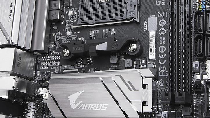 Gigabyte B450 I Aorus Pro Wifi: Mini-ITX-Mainboard für Ryzen (2000) mit WLAN-ac
