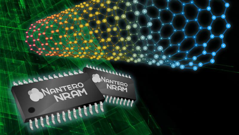 Arbeitsspeicher: NRAM-Technologie geht in die Serienfertigung