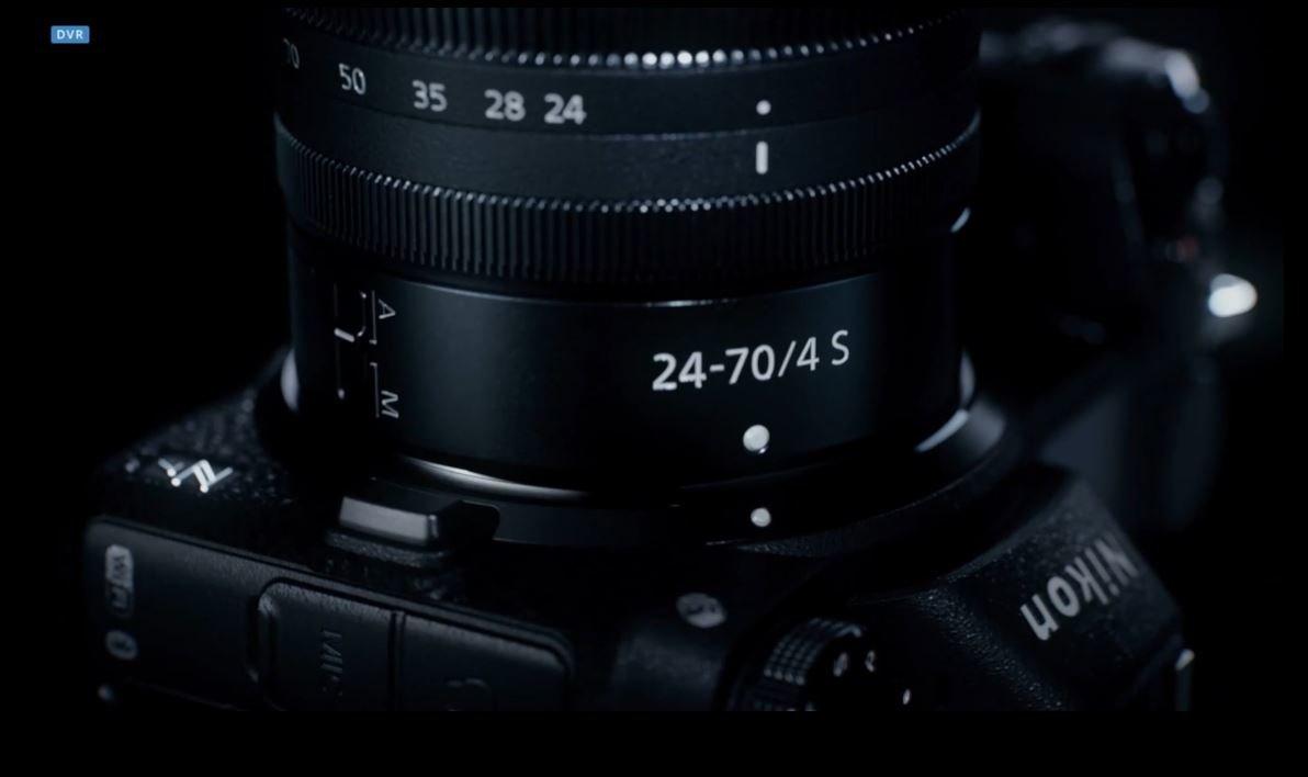 Nikkor Z 24 – 70 mm 1:4