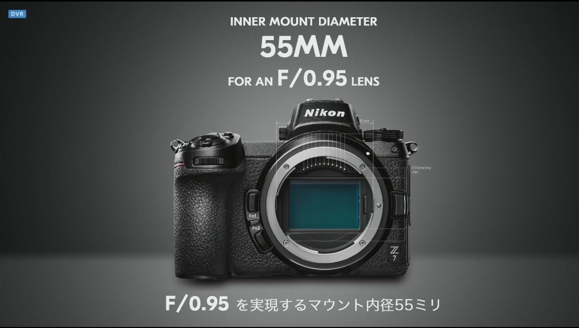 Nikon Z: Neuer Z-Mount
