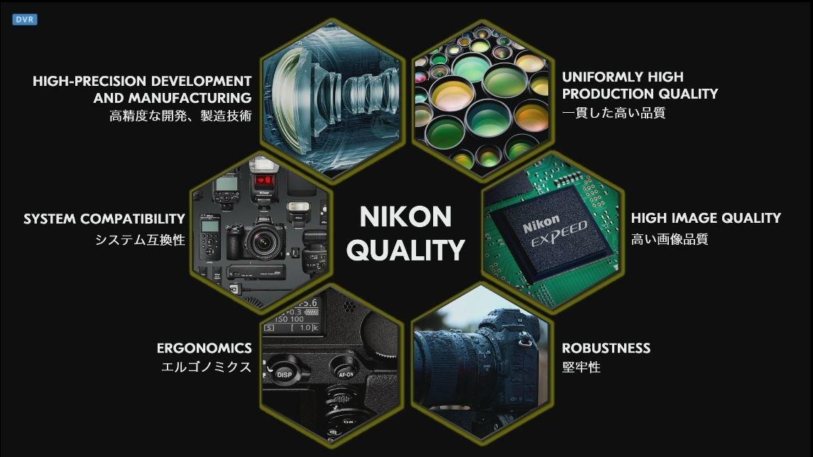 Nikon Quality