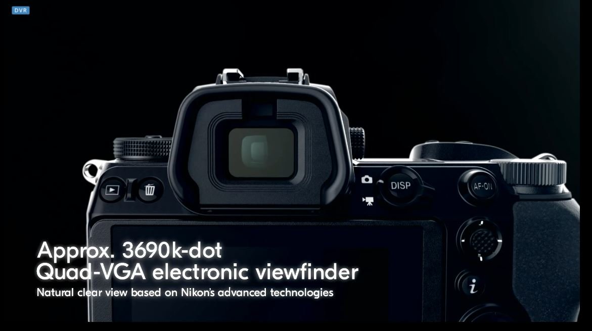 Nikon Z: elektonischer Sucher