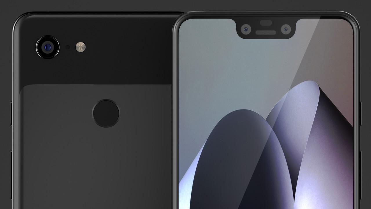 Google-Smartphone: Pixel 3 XL kommt mit 6,7Zoll und kabellosem Laden