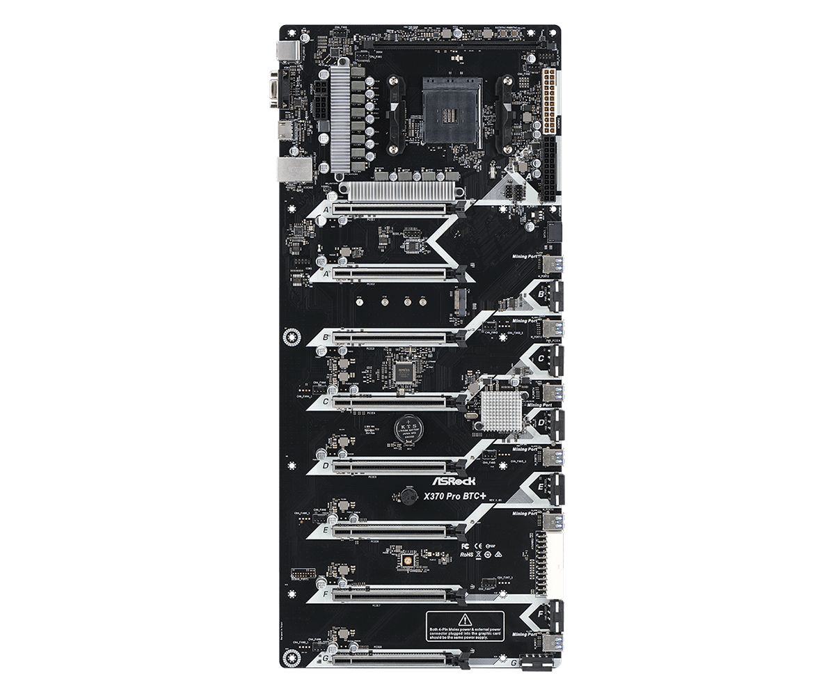 X370 Pro BTC+