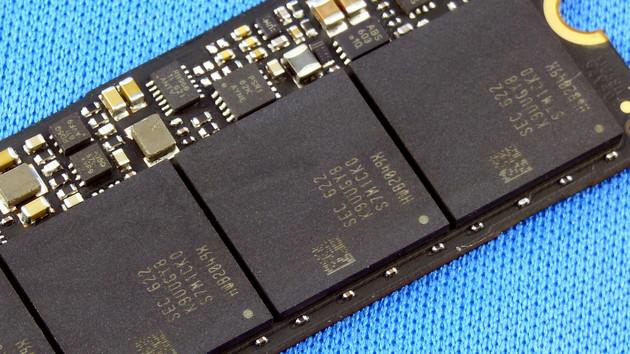 3D-NAND: 500 Layer für 512‑TB‑SSDs und ein Generationenvergleich