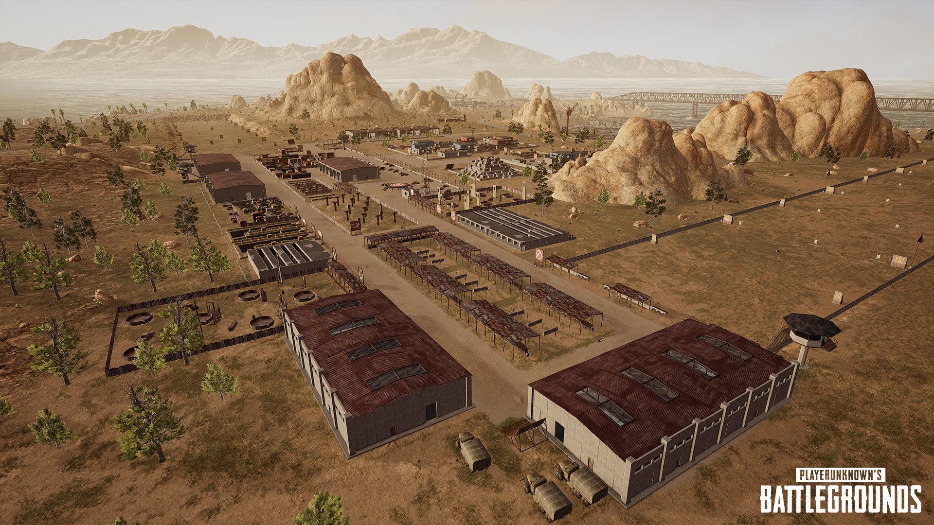 PUBG: Vorschau des geplanten Trainingslagers