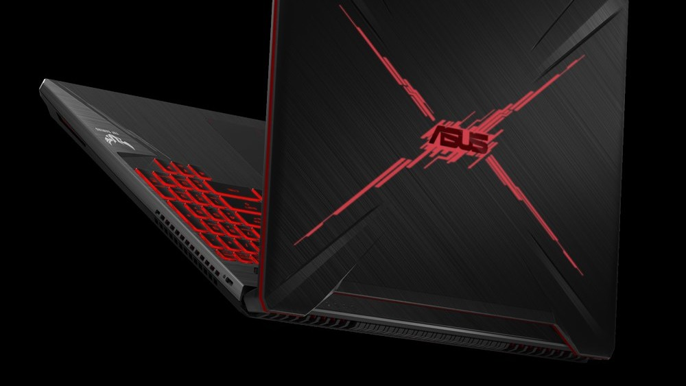 Asus TUF Gaming FX505 & FX705: Coffee-Lake-H und Nvidia-GPU im Notebook für 1.000 €