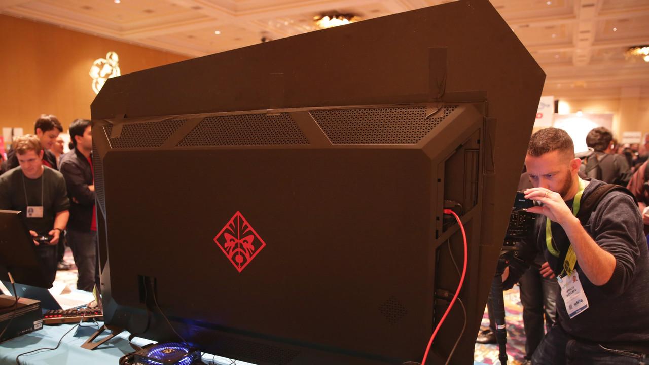 Nvidia BFGD: Riesenmonitore mit UHD, 120Hz, G-Sync nicht mehr 2018