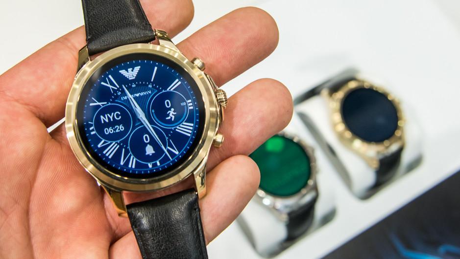 Snapdragon Wear 3100: Smartwatch-SoC hat einen sparsamen Co-Prozessor