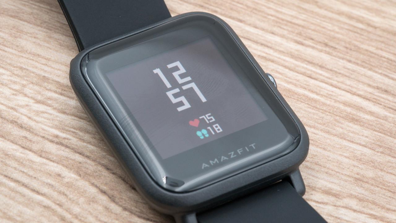 Xiaomi Amazfit Bip: 70-Euro-Smartwatch mit GPS, aber trägem Pulsmesser
