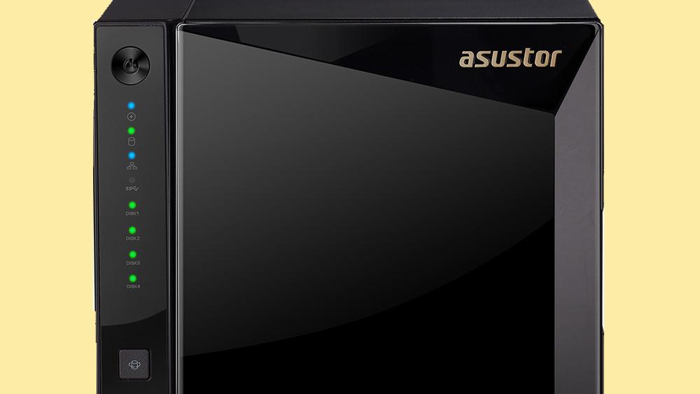 Asustor AS4002T und AS4004T: 10-Gbit-LAN samt Link-Aggregation im Einsteiger-NAS