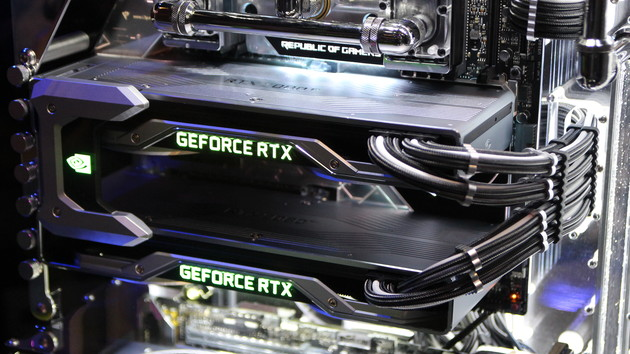 Wochenrückblick: Nvidias RTX-Serie dominiert die News, AMD die Tests
