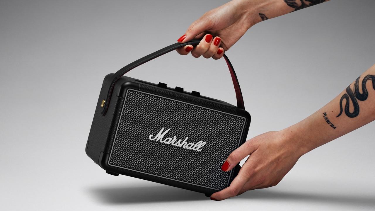 Marshall Kilburn II: Kult-Lautsprecher kann mehr als nur laut und viel Bass
