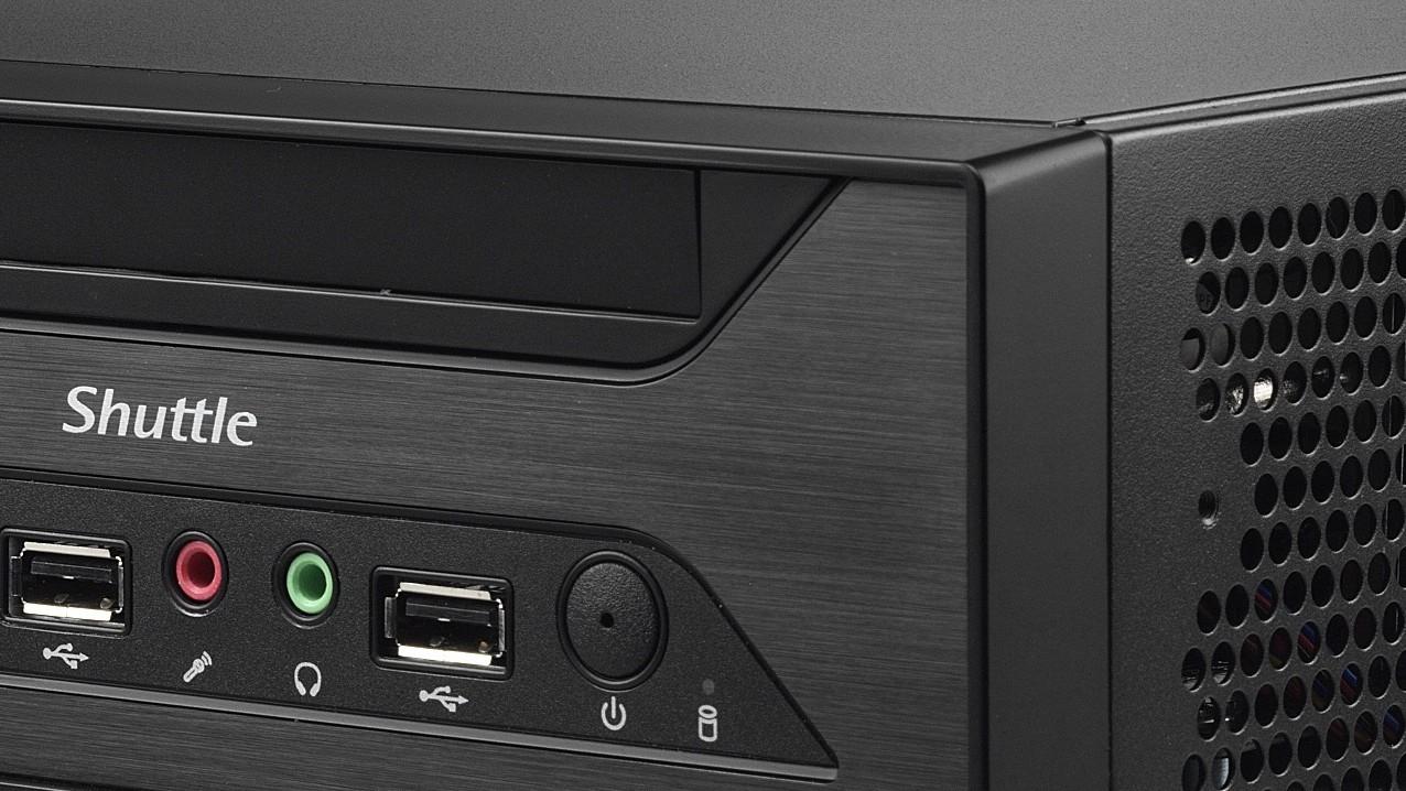 Shuttle XPG Slim XH-Serie: Mini-PCs mit H310-Mainboard bereit für Intel Coffee Lake