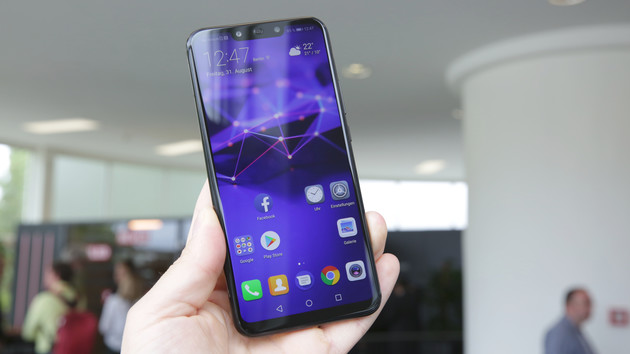 Mate 20 Lite im Hands-On: Huawei will die Mittelklasse für 399Euro aufmischen