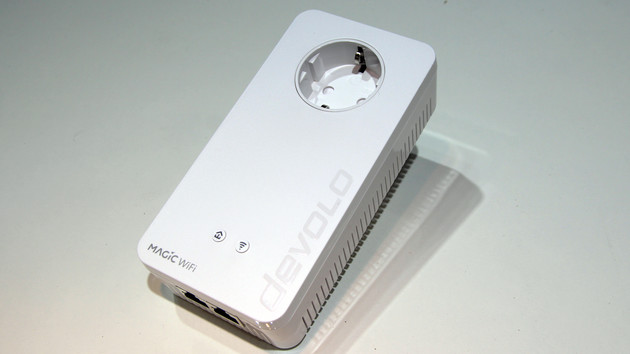 2.400 Mbit/s: Devolo Magic vereint Mesh-WLAN und neues Powerline